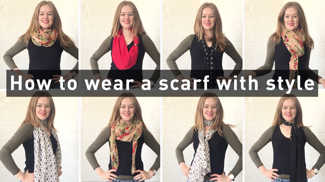How to wear a scarf with style for women over 40 fashion tips for how to wear a scarf with style for women over 40 fashion tips for women over 40 tracy gold fashion tips ccuart Image collections
